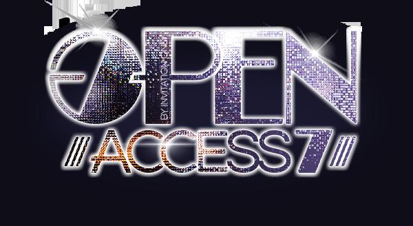 Open Access 7 | 11-14 November 2019